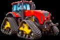 Belarus випустив перший чотиригусеничний трактор