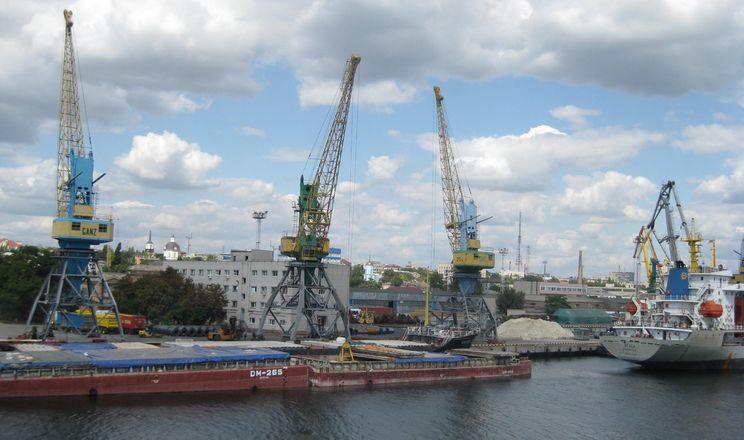 Ступінь зношеності портової інфраструктури досягнув 80%