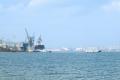 У порту «Південний» наразі зберігається 9,6 тис. тонн аміачної селітри