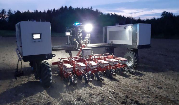 У серійне виробництво польових роботів Agrointelli інвестують 14,5 млн євро