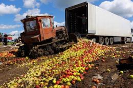 Росія продовжила заборону на ввезення «санкційних» продуктів