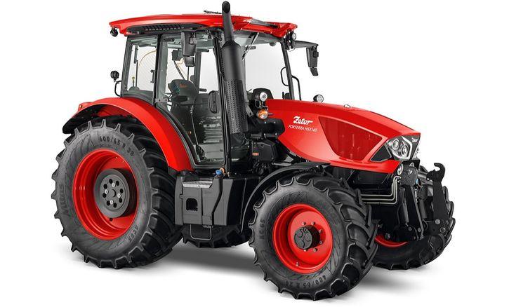 Zetor оновив лінійку тракторів Forterra