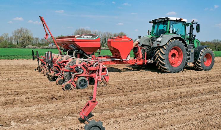 Шлях до точного землеробства