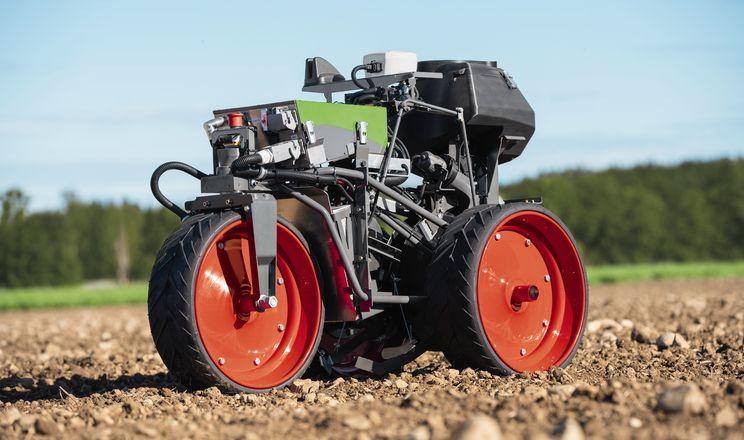 Fendt представив нове покоління польових роботів Xaver