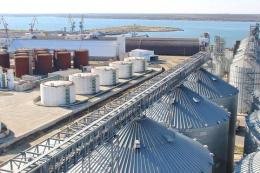 В порту «Ніка-Тера» аналіз вантажів здійснюватимуть за хвилину