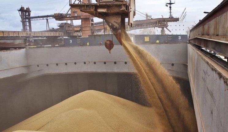 Маріупольський порт перевалив рекордний обсяг зерна