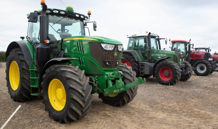 У Німеччині продажі нових тракторів майже не впали, попри коронавірус