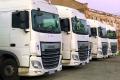 Термінал «Агрія» придбав 10 зерновозів для власного автопарку