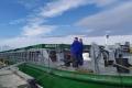 Найбільша в Україні зернова баржа доставить свій перший вантаж – 6 тис. тонн кукурудзи