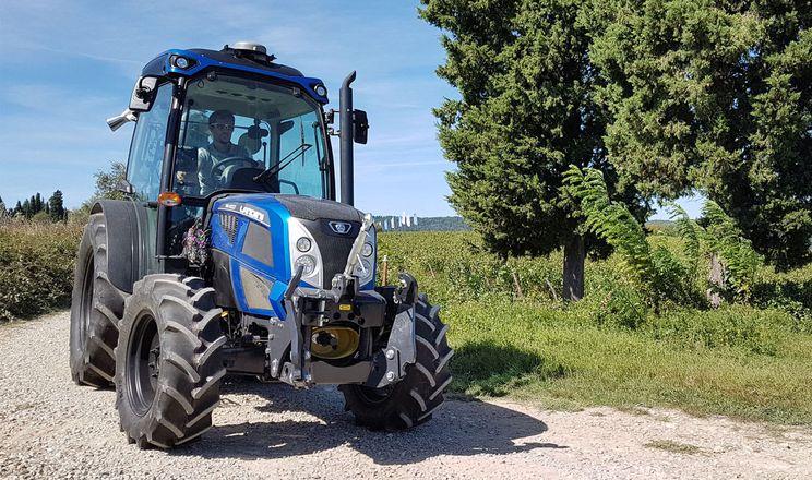 Трактор Landini REX4 Electra нагородили EIMA Technical Innovation Award 2020-21