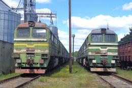 В «Укрзалізниці» заявили про ліквідацію дефіциту локомотивів