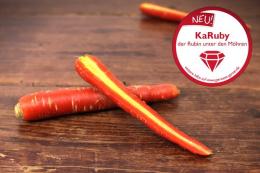 Німецьким покупцям пропонують червону моркву