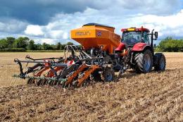 Озима пшениця, посіяна за технологією Mzuri, встановила рекорд врожайності Польщі –  12,5 т/га