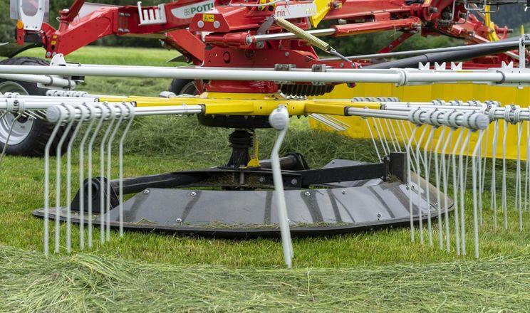 Пристрій Pöttinger Flowtast отримав «срібло» на виставці Agraria Wels