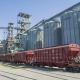 З початку сезону відвантаження зерна у вагони-зерновози скоротилося на 10.9%