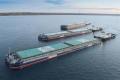 «НІБУЛОН» перевіз річками 20 млн тонн вантажів
