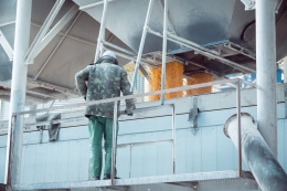 Елеваторні підприємства відчувають брак кваліфікованих кадрів
