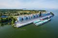 Перевантажувальний термінал «Вітове» прийняв мільйонну тонну зерна