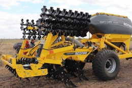 Розпушувачі BEDNAR Terraland забезпечують якісне рихлення навіть на «складних» ґрунтах