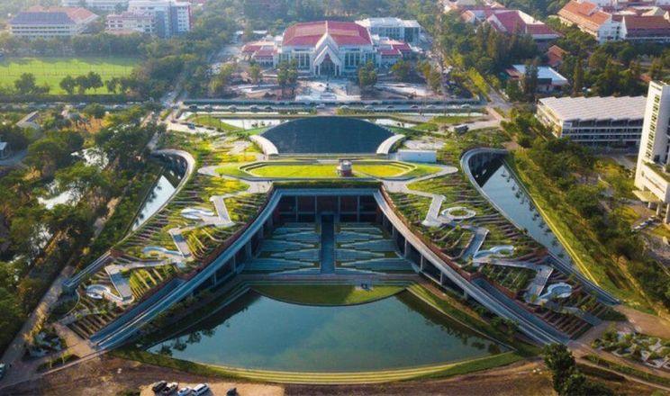 Найбільшу в світі ферму на даху планують спорудити над університетом в Таїланді