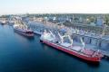 «Кернел»  наполовину збільшив перевалку зерна на морських терміналах