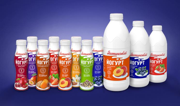 Під ТМ «Яготинське» запускається лінійка нових йогуртів із пробіотиками