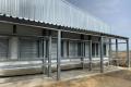 Тваринницькі будівлі зі стальних конструкцій і сендвіч-панелей знвчно енергоефективніші, ніж залізобетонні