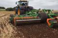 Малі диски ефективніші для ґрунтообробітку на Донеччині