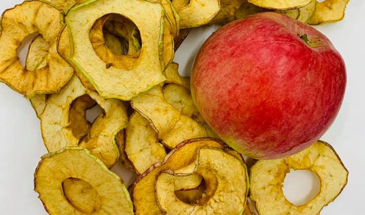 На Прикарпатті відкрили  виробництво фруктових чипсів та порошків