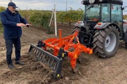 Бессарабський виноградник уперше чизелювали для нагромадження вологи