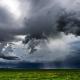 У західних і південних областях сьогодні прогнозують дощ