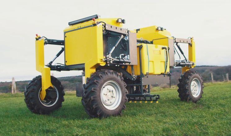 В Німеччині комерціалізують універсальну робоплатформу Etarob
