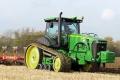 Запас потужності трактора сприяє вищій продуктивності польових робіт