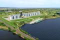 Наймолодша філія «НІБУЛОНу» прийняла перші 100 тис. тонн зерна