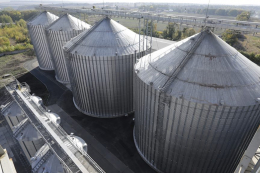 Елеватори «Новаагро» заготовили рекордний обсяг зерна