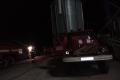 На Сумщині гасили чергове загоряння зерносушарки