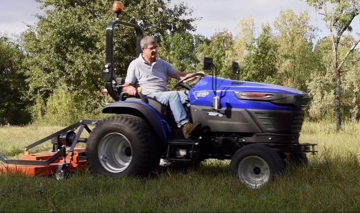 Електричний трактор Farmtrac отримав нагороду за кращий дебют року
