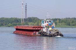«Грейн-Трансшипмент» будуватиме нові річкові термінали і флот
