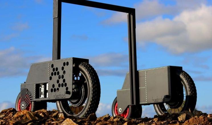 Дешевий агроробот Robotriks Traction Unit працюватиме там, де мало людей