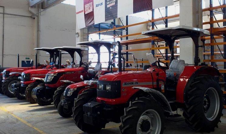 Виробник тракторів Yanmar поглинув конкурента