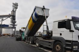 В Одесі завершують будівництво нового зерноперевалочного комплексу