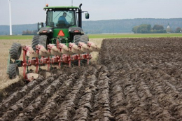 У Ristone Holdings майже 60% угідь підготували під зяб