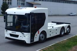 Луцьке підприємство запатентувало електричний вантажний автомобіль
