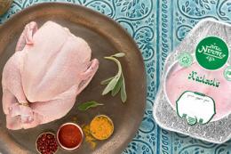 Експорт халяльної курятини з України за рік зріс на 55%