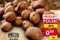 Супермаркети в Польщі на підтримку фермерів знизили відпускні ціни на картоплю