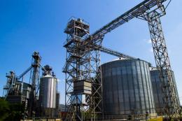 Складські площі «Майсігрейн-Україна»  дозволяють зберігати 60 тис. тонн зернових
