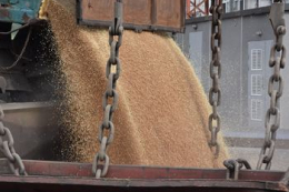 Частка прямих відвантажень з Азовських портів в РФ за півпроку впала до 12%