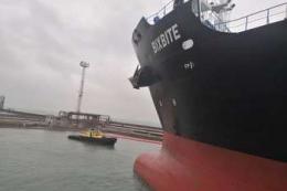 Одеський порт вперше за рік самотужки провів буксирувальну операцію
