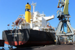 В порту Чорноморськ відбудеться капітальний ремонт причалу