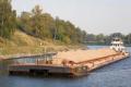 Обсяги перевезення зернових Дніпром знизилися за рік майже на 30%